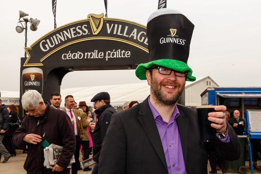 Guinness at the Cheltenham Festival 2015